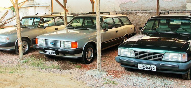 """Para apaixonados por Caravan, o """"Power Trio"""" Diplomatas 1986, 1988 e 1989."""