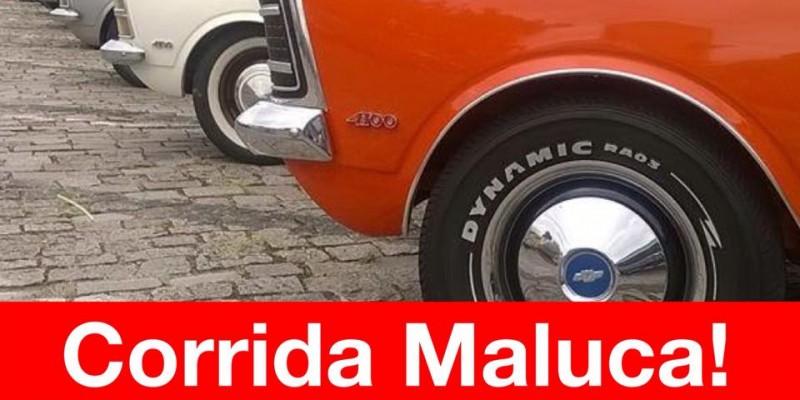Corrida Maluca reúne carros antigos para rodar de madrugada em SP! Leve seu Opala ou Caravan!