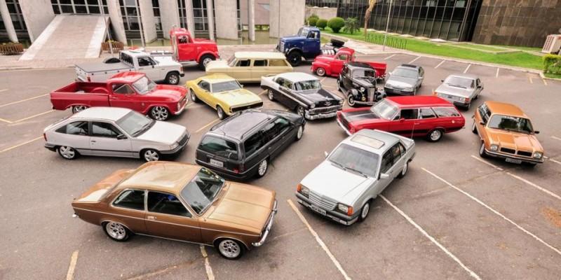 GM Day resgata a história da marca General Motors.