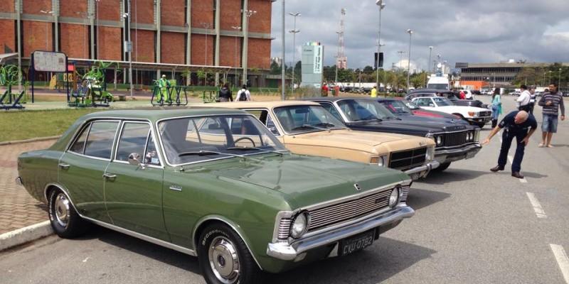 Mogi das Cruzes recebe exposição de carros antigos - Mogi Expo 2015