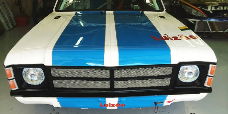 20/12 - Primeira prova Old Stock Car em Interlagos