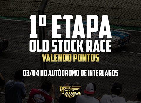 03/04 - Primeira etapa Old Stock Race em Interlagos