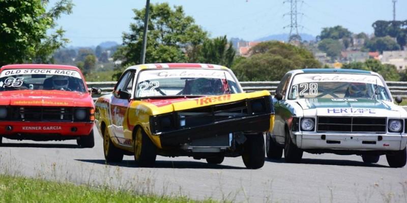 Fotos da 7ª Etapa do Torneio Brasileiro de Old Stock Race - Opala na Pista.