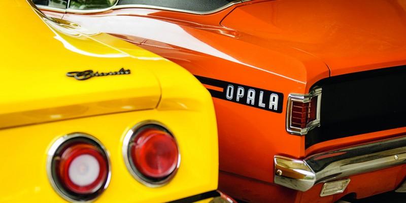 2º Encontro de Opalas e Caravans de Lavras - MG