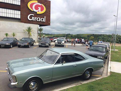 Galeria de fotos do 1° Tudo Para Opala na Estrada no Graal Market em Guararema - SP
