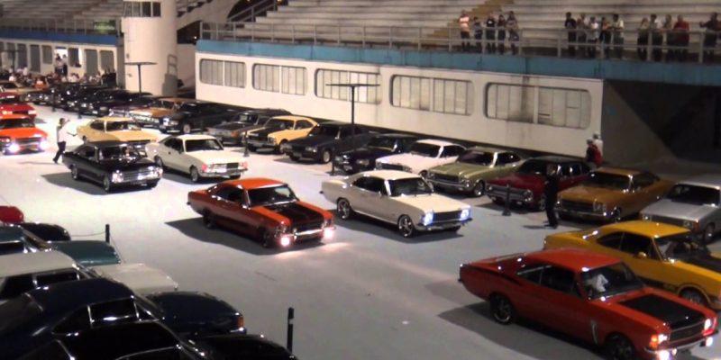 Noite da Linha Opala terá presença de pilotos em edição especial do Auto Show Collection