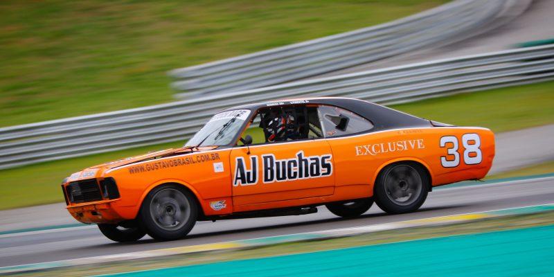 Old Stock Race - Rodrigo Giordano é pole na quinta etapa em Interlagos