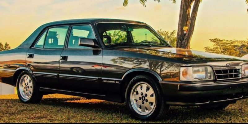 Chevrolet Opala valorizou mais de 200% em 10 anos.