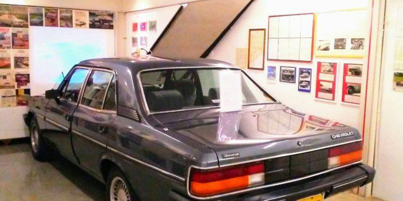 MIAU abre as comemorações dos 50 anos do Chevrolet Opala
