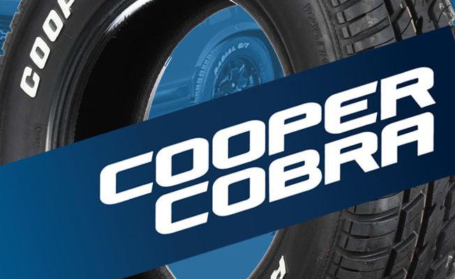 Pneu Cooper Cobra - Especificações, índice de velocidade e medidas