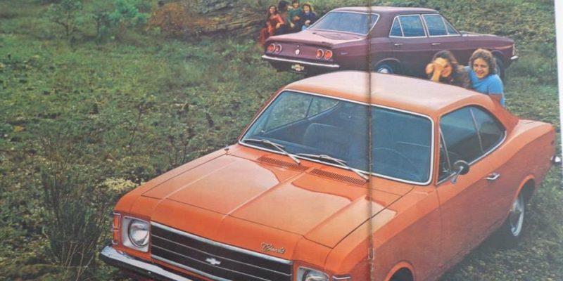 Linha Opala 1975