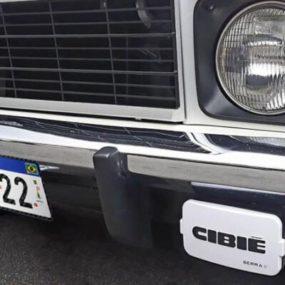 Nova placa Mercosul será obrigatória em todos os veículos agora em fevereiro de 2020.