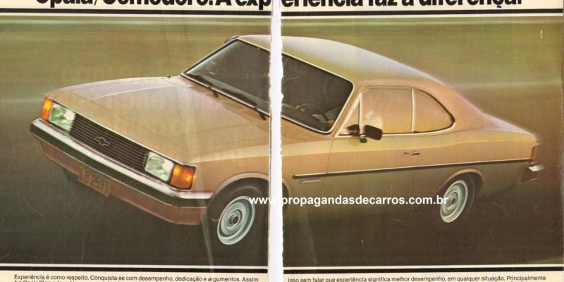 Opala Comodoro 1984