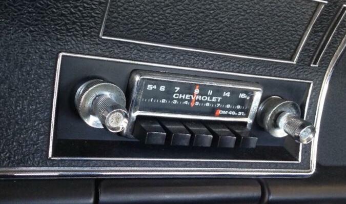 Modelos de rádios da Linha Opala