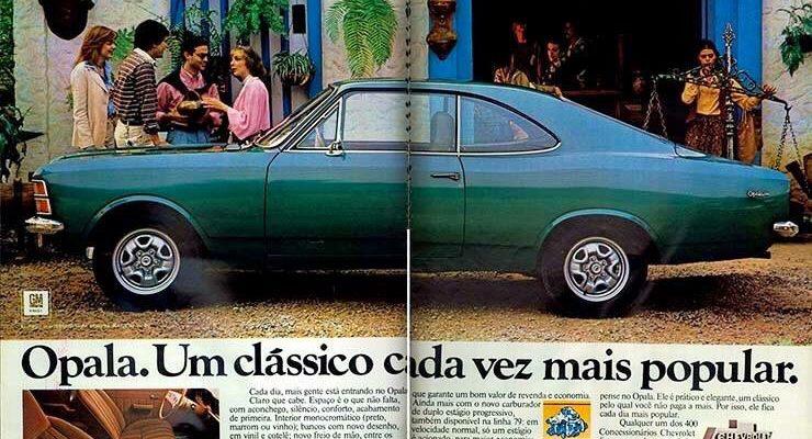 Linha Opala 1979