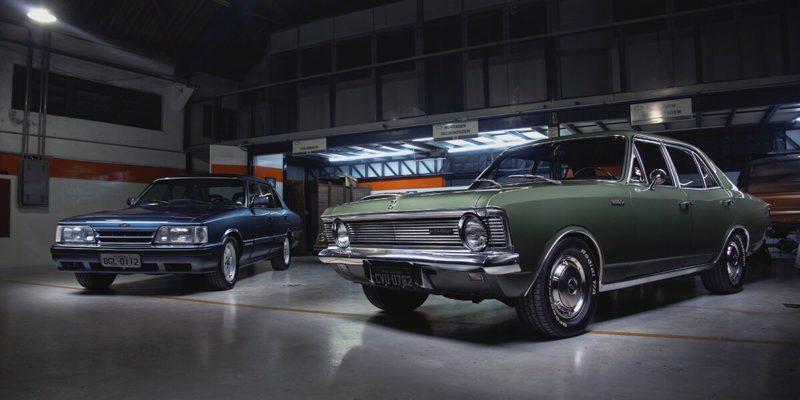 A valorização do Chevrolet Opala nos últimos anos.
