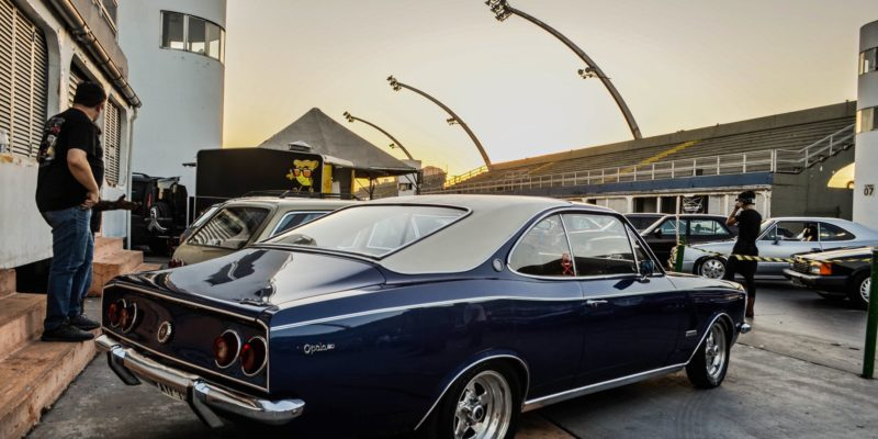 Fotos da Noite do Opala 2018 - 50 anos do Chevrolet Opala no Sambódromo do Anhembi