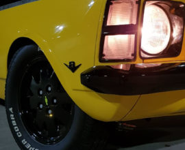 Opala Custom V8 1978