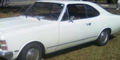Opala Standard 250S original 1976