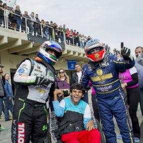 Old Stock Race - Rafael Lopes vence e aumenta vantagem.