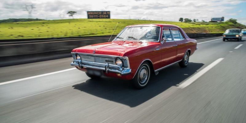Fotos de Bruno Batagini do Curtindo a Estrada Tudo Para Opala - Chevrolet Opala 50 Anos
