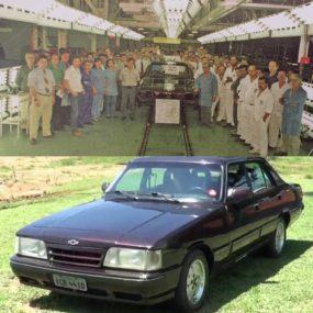 16 de abril, hoje completa 27 anos da despedida da Linha Opala