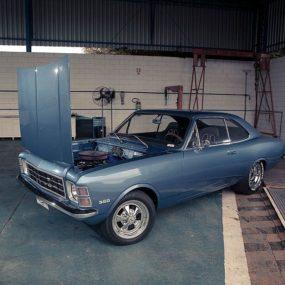 Relembre um dos mais conhecidos Opalas com motor V8 GM 350 da internet