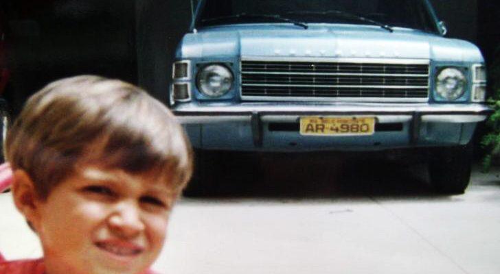 O legado de Bernardo Monteiro e sua paixão pelo Chevrolet Opala
