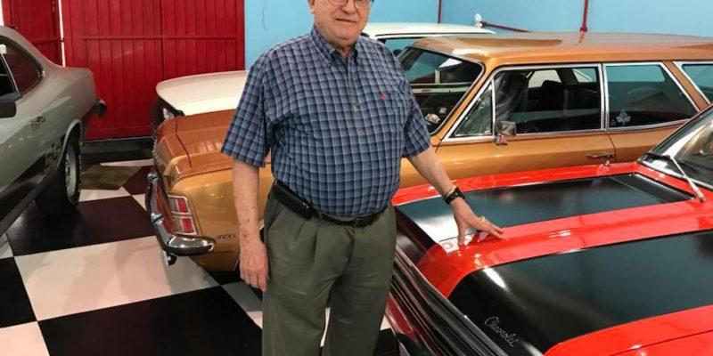 Morre André Beer, um dos responsáveis pelo lançamento do Opala.