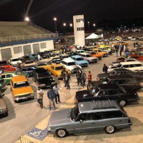 Fotos da Noite do Opala Modificado Autoshow Collection no Sambódromo do Anhembi