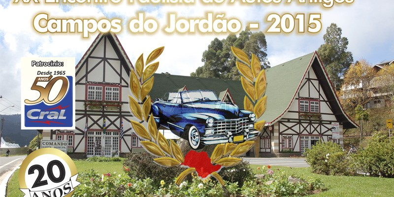 XX Encontro Paulista de Autos Antigos 2015
