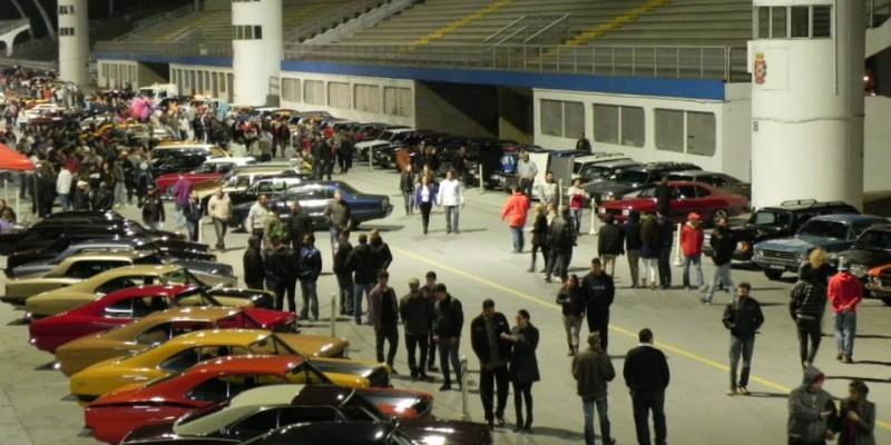 Contagem regressiva para a Noite do Opala 2015