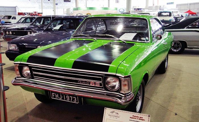 Chevrolet Opala SS 1973