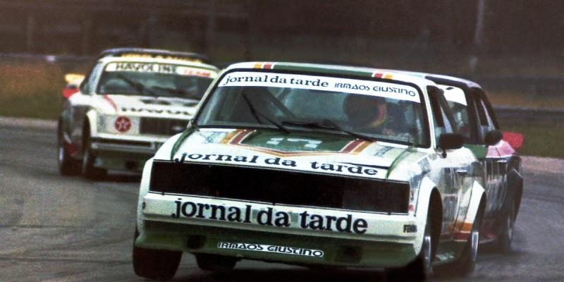 Fotos de Ingo Hoffmann na Stock Car (Opala).