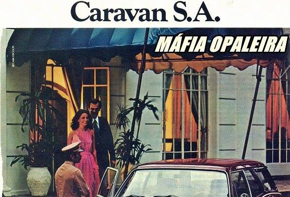 Caravan Chateau 1978