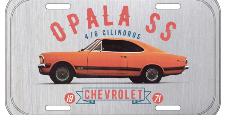 Homenagem? O descaso da Chevrolet com a história do Chevrolet Opala