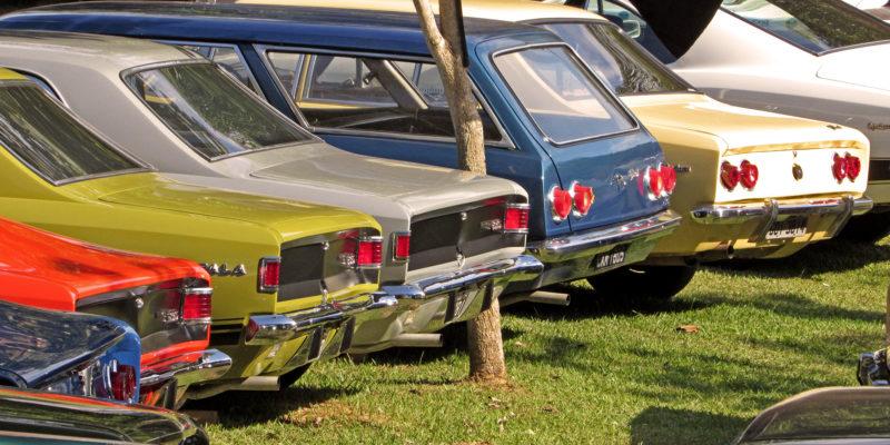 Ah... Águas de Lindoia - 50 anos do Chevrolet Opala por Lucas de Biazzi