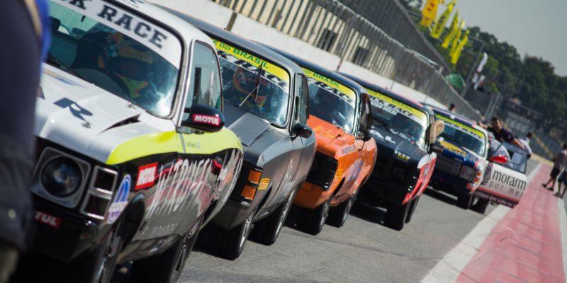 Old Stock Race -  Helal é Pole na Penúltima Etapa
