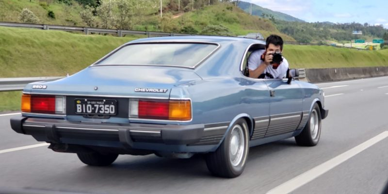 Fotos do Curtindo a Estrada - Tudo Para Opala - 50 anos do Chevrolet Opala