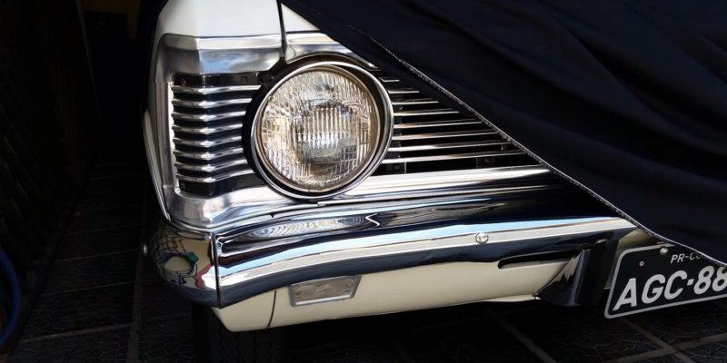 Hoje o Chevrolet Opala completa 50 anos!