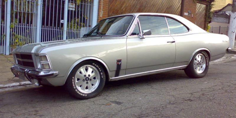Opala V8 e o incidente na Noite do Opala 2009 no Anhembi