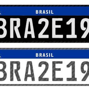 Placa Preta - Projeto de lei exige 100% de originalidade para emissão da placa de colecionador.